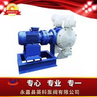 浙江溫州永嘉縣甌北鎮DBY-65工程塑料電動隔膜泵