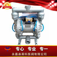 粉体气动隔膜泵 粉体气动隔膜泵