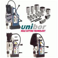 unibor 磁座钻 各种机型 主要特点及参数对照表