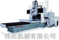 台湾福裕CHEVALIER定樑式重型龙门磨床  FSG-4060DC/4080DC/40120DC/5060DC/5080DC/50120DC/60