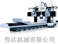 台湾福裕CHEVALIER 动樑式重型龙门磨床 FPG-60120DC/60160DC/60200DC/100160DC/100200DC/1002