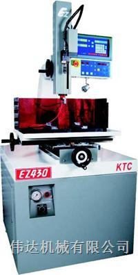 韩国KTC细孔放电加工机 EZ430