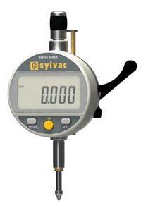 SYLVAC S_Dial work 数显百分表12.5mm 0.01mm基本?;ば?805.1205