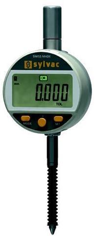 805.5505  25mm IP67多功能型数显千分表 SYLVAC  805.5505