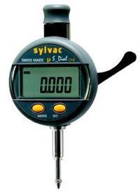 905.0121  12.5mm简单实用型IP67数显百分表 SYLVAC  905.0121