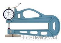SM-125、SM-125LS、SM-125LW日本TECLCOK得乐 表盘式厚度表SM-125系列 SM-125、SM-125LS、SM-125LW