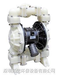 廣東粉色视视频免费看15次GMK25氣動隔膜泵加藥泵耐酸堿泵