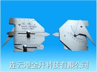 **保证焊接检验尺HJC 60 焊缝检验尺 焊缝规 角度规焊检尺 HJC60