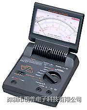 AU-32指針式萬用表 模擬式萬用表 日本三和Sanwa