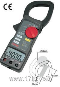 DCM2000AD數顯鉗形表