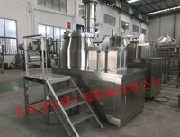 Changzhou Baogan GHL Series High Speed Mixing Granulator