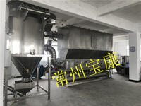 Changzhou Baogan XF Series Horizontal Fluidizing Drier