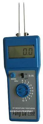 【精紡毛紗水分測量儀】紡織品水分測量儀 宇達牌FD-D3型