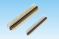 排针 连接器1.0/1.27/2.0/2.54mm间距