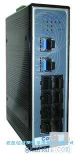 INS-803系列工业级以太网交换机