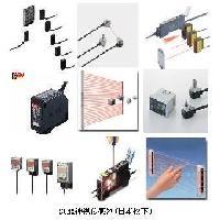 光电传感器、光纤传感器、接近传感器、色标传感器松下-神视(SUNX)传感器