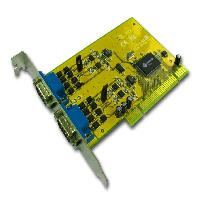 8139SI(带光电隔离和浪涌保护)工业型2口RS-422/485多串口卡