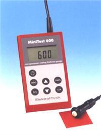 德国EPK公司 MiniTest 600 涂层测厚仪