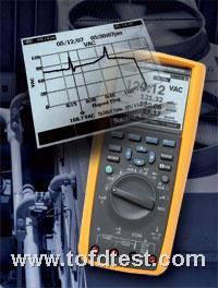 国福禄克真有效值工业记录万用表F289  国福禄克真有效值工业记录万用表F289