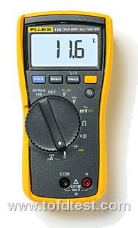 Fluke 116C 温度及微安电流测量HVAC万用表 Fluke 116C 温度及微安电流测量HVAC万用表