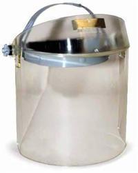 UVF-80紫外防护面罩/UVF80抵御紫外线的面罩 UVF-80