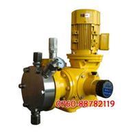 GH系列液压隔膜计量泵