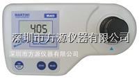 手持式测量氨氮光度计 Mi405/Mi407 Mi405/Mi407
