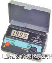 日本共立 數字式接地電阻測試儀 4105A