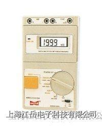 日本三和 數字式絕緣電阻計 5501DM