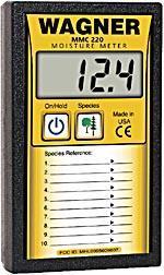 美国WAGNER瓦格纳MMC220木材水分仪|木材测湿|木材水分计|木材测湿仪|木材湿度水份仪 MMC220