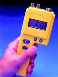纸张湿度计连内置探针 纸张水分/份仪 P-2000