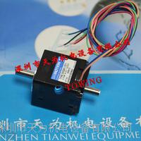 SANMOTION F5三洋5相步进电动机SH5281-7211 SH5281-7211