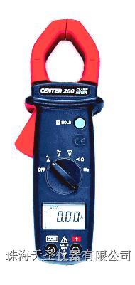 迷你数位式钳表 CENTER 200