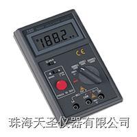台湾泰仕数字式绝缘测试器 TES-1600
