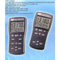 白金電阻溫度表 TES-1317