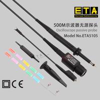 蘇州 ETA5105 500MHz示波器無源電壓探頭  ETA5105
