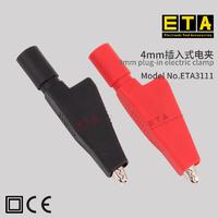 蘇州 ETA3111  4MM插入式電夾 ETA3111