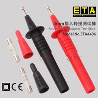 蘇州 ETA4406 插入轉接測試棒 ETA4406