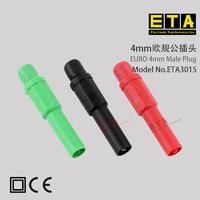 蘇州 ETA3015  歐規公插頭 ETA3015
