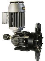 意大利OBL計量泵|機械隔膜計量泵 MB系列