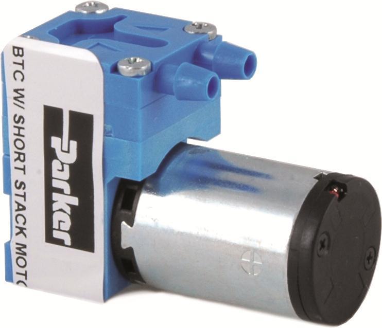 美国Hargraves微型隔膜泵