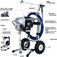 PM021/PM025電子柱塞泵無氣式噴漆機 PM021