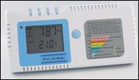 二氧化碳便携式报警仪ZG106 ZG106