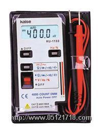 卡片式多功能万用表 KU-1133 KU-1133  KU1133