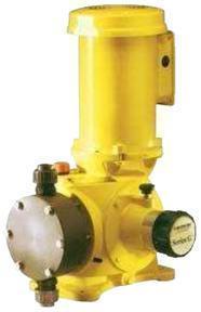 米頓羅機械隔膜加藥泵 GM