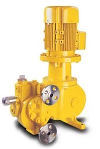 米頓羅液壓隔膜計量泵 MROY