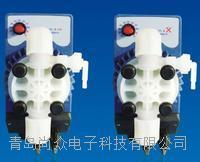 青島電磁隔膜加藥計量泵 AMS200