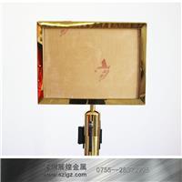 钛金隔离带配套展示牌 Lg-P