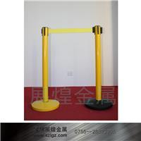 纯黄色伸缩隔离带 LG-H
