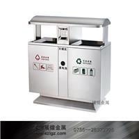 防水砂钢环保分类桶 GPX-242  S